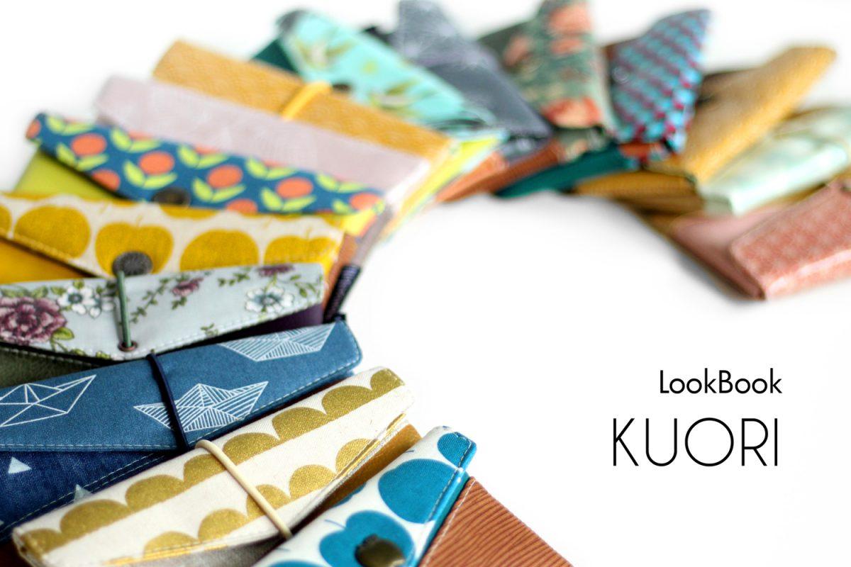 Freebook Smartphonetasche KUORI Hansedelli LookBook Handytasche kostenloses Schnittmuster Täschchen nähen