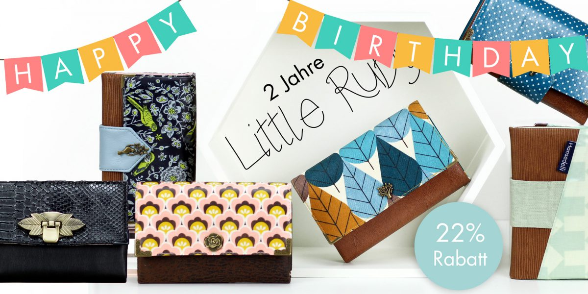 Geburtstag Little Ruby Hansedelli