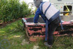 ROANI Hansedelli Kinderrucksack nähen Rucksack für Kinder Schnittmuster Cityrucksack