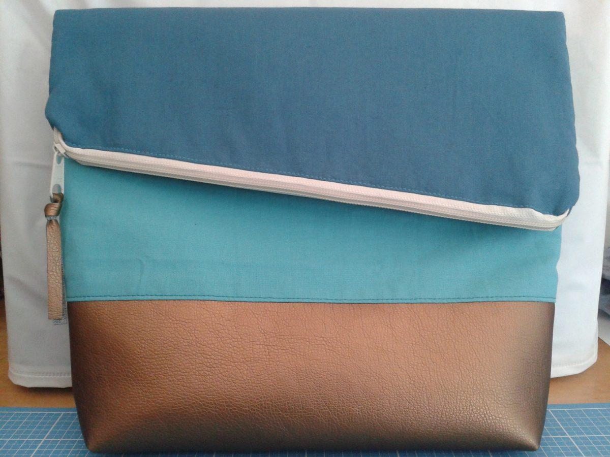 allererste FoldOver-Tasche