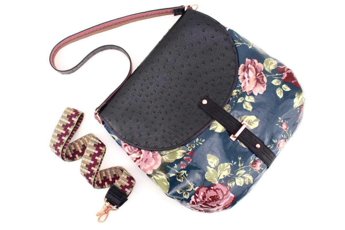 Gurtband Design Bohania Hansedelli Tasche nähen