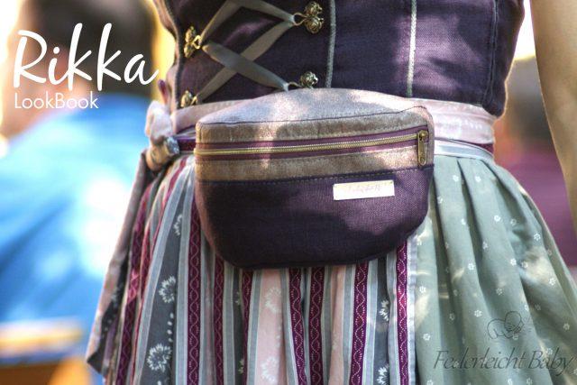Lookbook Rikka Bauchtasche Hansedelli
