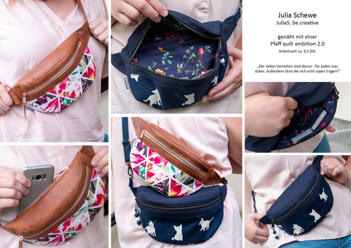 Rikka Lookbook JuliaS. be.creative