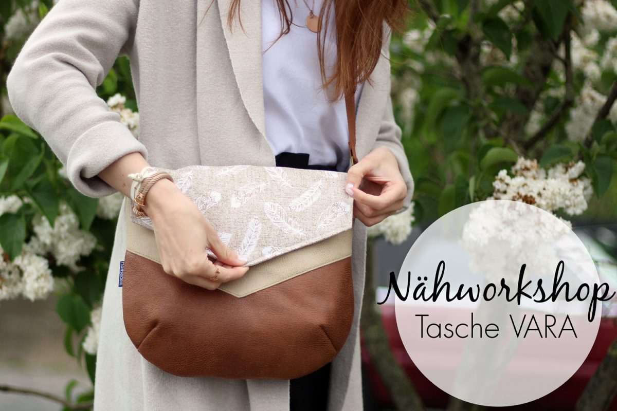 Naehworkshop Tasche Vara Lillestoff