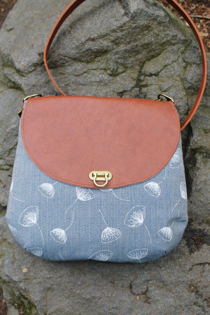 Bohania Tasche mit Drehverschluss