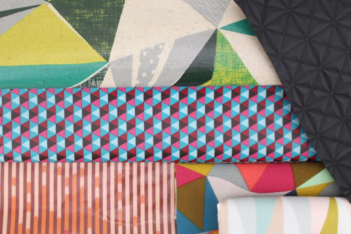 geometrische Muster grafisch Challenge Hansedelli