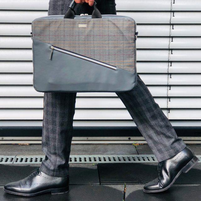 Laptoptasche nähen für Männer Hansedelli