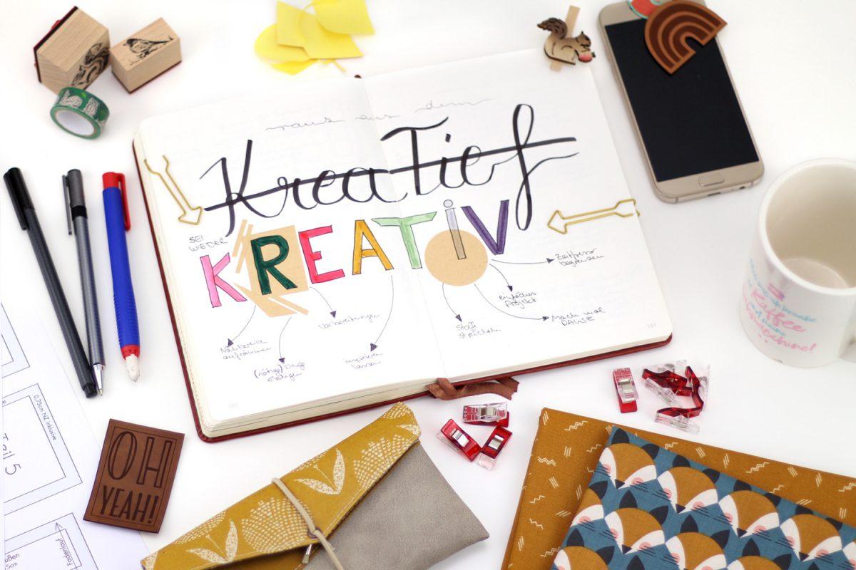 KreaTief überwinden Nähtief Tipps Hansedelli