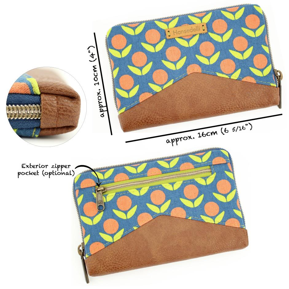 Wallet Little Mynta Detail