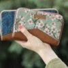 Wallet Little Mynta pattern bundle Hansedelli sewing wallet
